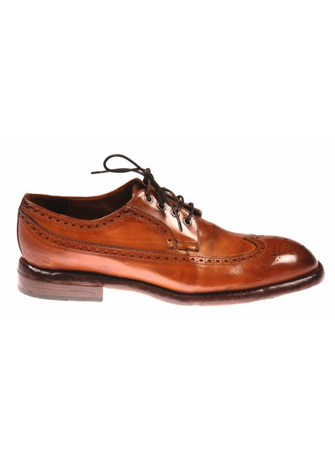 Lemargo Manta Diver Cognac Shoe Laatste maat 45!