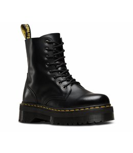Dr. Martens Dr Martens Jadon Black Polished Smooth Laatste 2 maten  40 en 41!