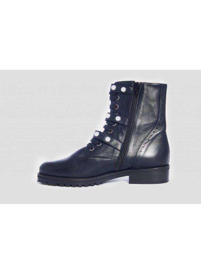 March23 Black leatherLaatste maat 41!