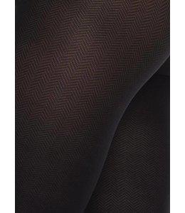 Swedish stockings Swedish Stockings Nina Fishbone 40 Den