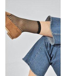 Swedish stockings Swedish Stockings Vera Net Sock Green