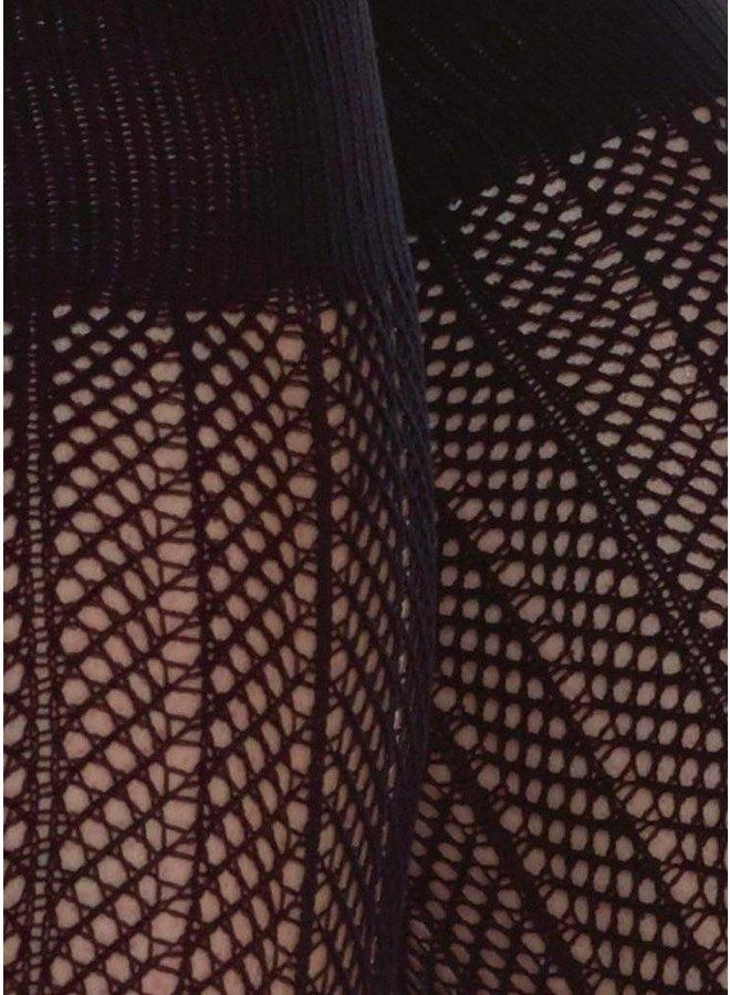 Swedish Stockings Astrid Kneehigh Fishnet