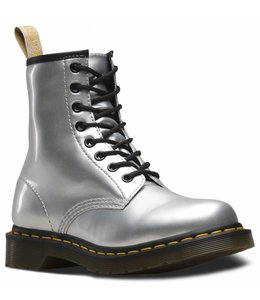 Dr. Martens Dr Martens 1460 vegan chrome paint metallic