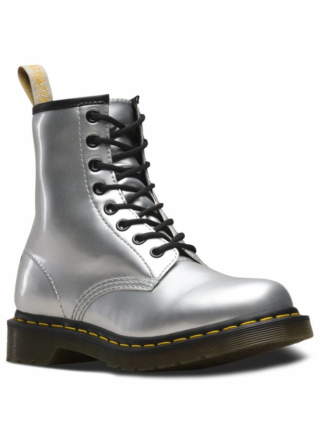 Dr Martens 1460 vegan chrome paint metallic Laatste maten 36 en 37!