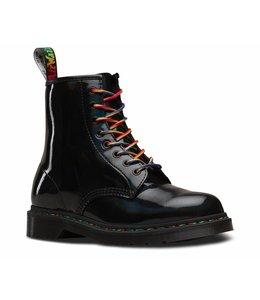 Dr. Martens Dr Martens 1460 black rainbow Laatste paar, maat 40!