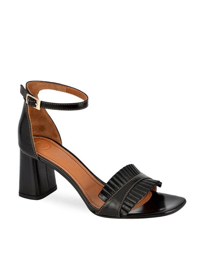 Noë Padova sandalet black  Last size 38!
