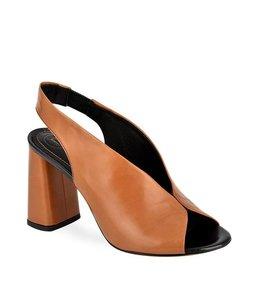 Noë Antwerp Noë Messina sandalet cognac Laatste 3 maten 37,5, 38,5 en 40!