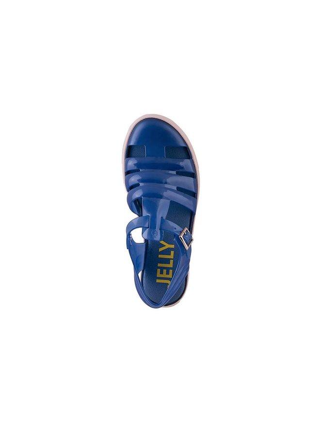 Lemon Jelly Crystal 10 Translucid Blue Last sizes 40 and 41!