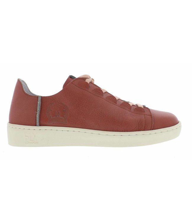 Fly London Fly London Volti Red Clay  Laatste Maat 41!