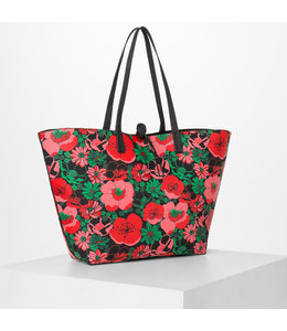 Maël Maël Shopping bag Flores