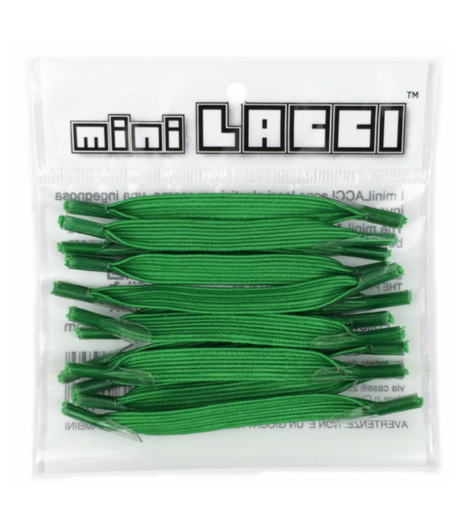 Mini Lacci Mini Lacci ML-02 Groen