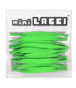 Mini Lacci Mini Lacci ML-08 Neon Groen