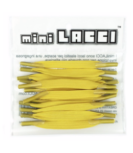 Mini Lacci Mini Lacci ML-13 Geel