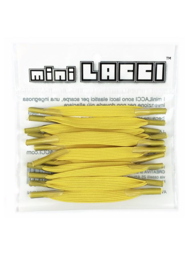 Mini Lacci ML-13 Geel