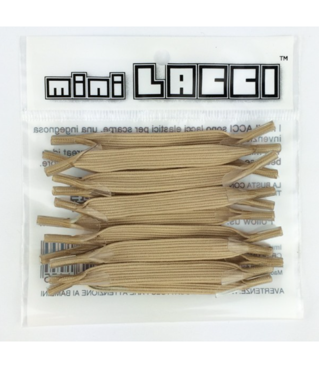Mini Lacci Mini Lacci ML-16 Beige