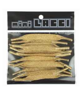 Mini Lacci Mini Lacci ML-32 Goud Glitter