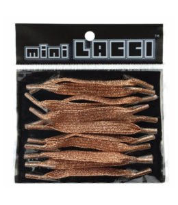 Mini Lacci Mini Lacci ML-34 Brons Glitter