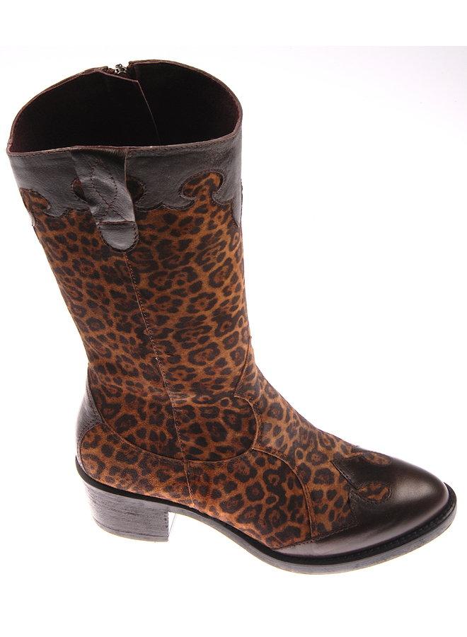 Brako 1414 Teki Leopard Moka Laatste maten 36 en  40!