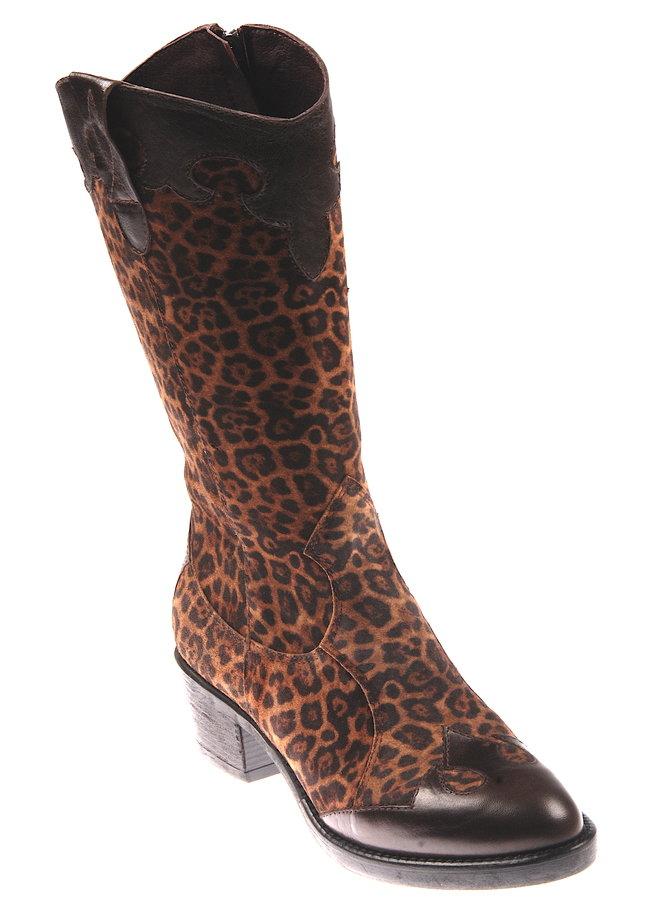 Brako 1414 Teki Leopard Moka Last size 36!
