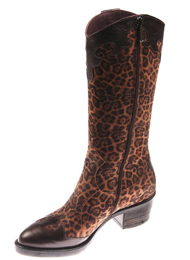 Brako 1414 Teki Leopard Moka
