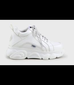 Buffalo Buffalo Corin Sneaker White   Maintenant avec un flotteur de chaussures gratuit d'une valeur de 34,95 !!