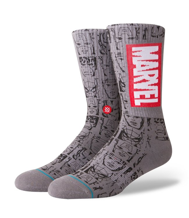 Stance Stance Marvel Icons Grey