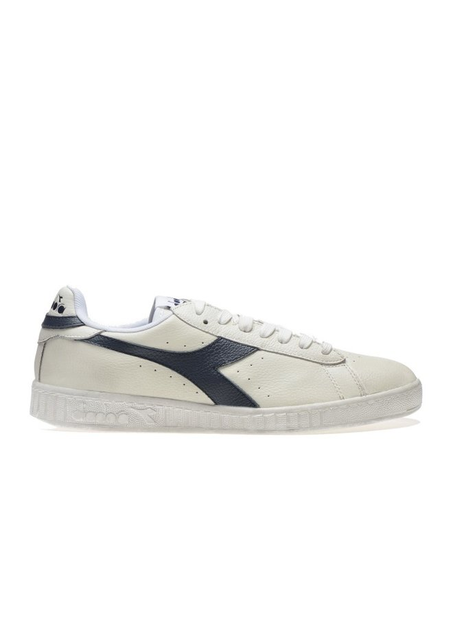 Diadora white/blue caspian sea