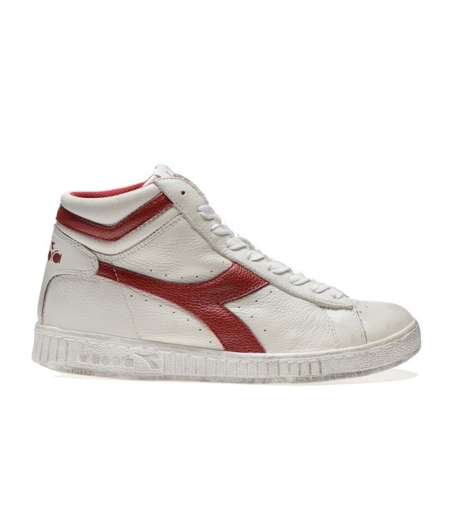 Diadora Diadora white/red pepper