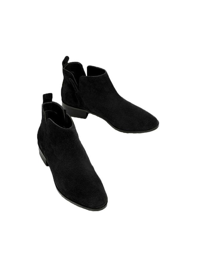 Esprit alva bootie black
