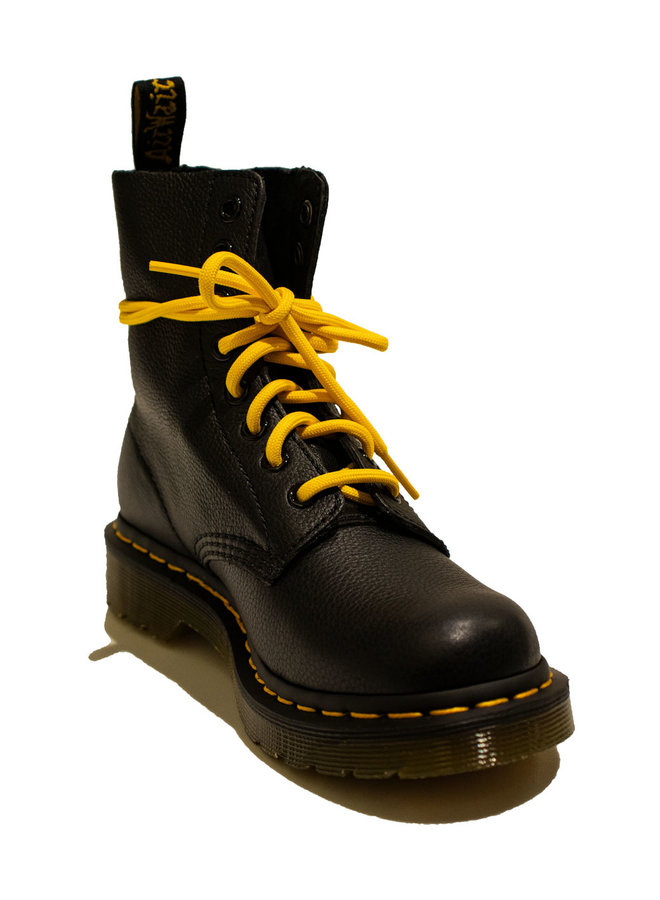 Dr. Martens Yellow round lace 8-10 EA