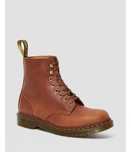 Dr. Martens Dr Martens 1460 pascal tan+polo brown soapstone+hi suede wp