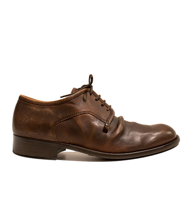 Fly London Fly London Washed Leather Camel