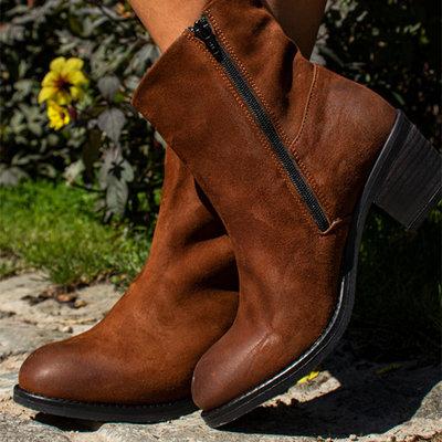 Chaussures à semelles orthopédiques