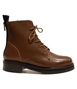 Hip Hip D1534 md brown-leather Laatste maten 36, 39 en 40!