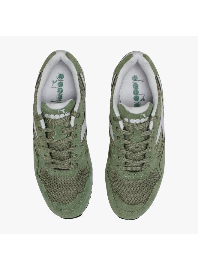 Diadora green olivine
