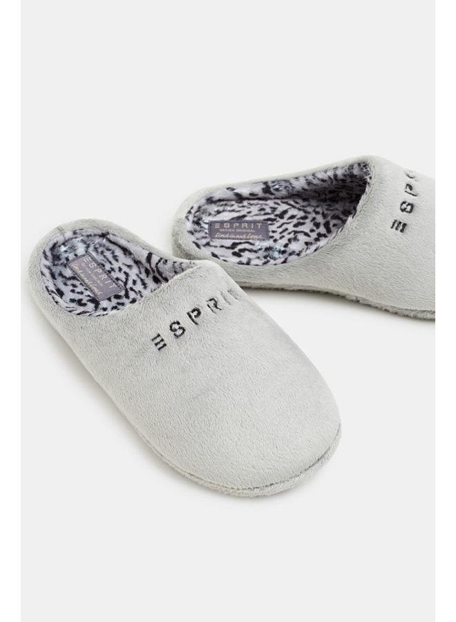 Esprit Stitchy Mule Grey