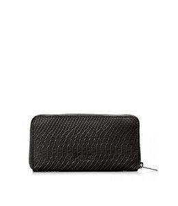 MYOMY MYOMY 10463062 my paper bag wallet large anaconda black