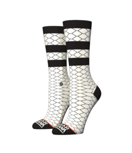 Stance Stance Fish Nets White
