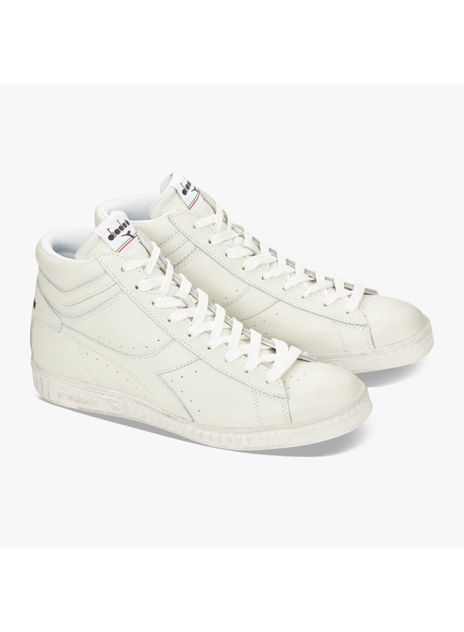 Game L High Waxed White