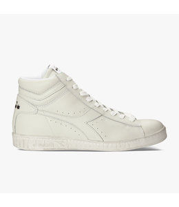 Diadora Game L High Waxed White