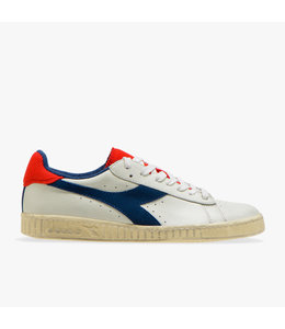 Diadora Game L Low Used white/blue dark denim