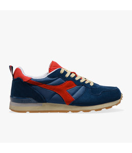 Diadora Camaro Used dark denim/ferrari red i Dernières pointures 36, 39 et 41!