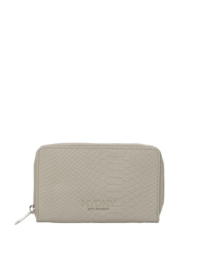 Myomy Wallet M Grey
