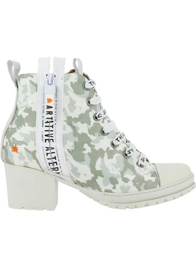 ART 1239 Multi leather camuflaje / camden Laatste maat 39!