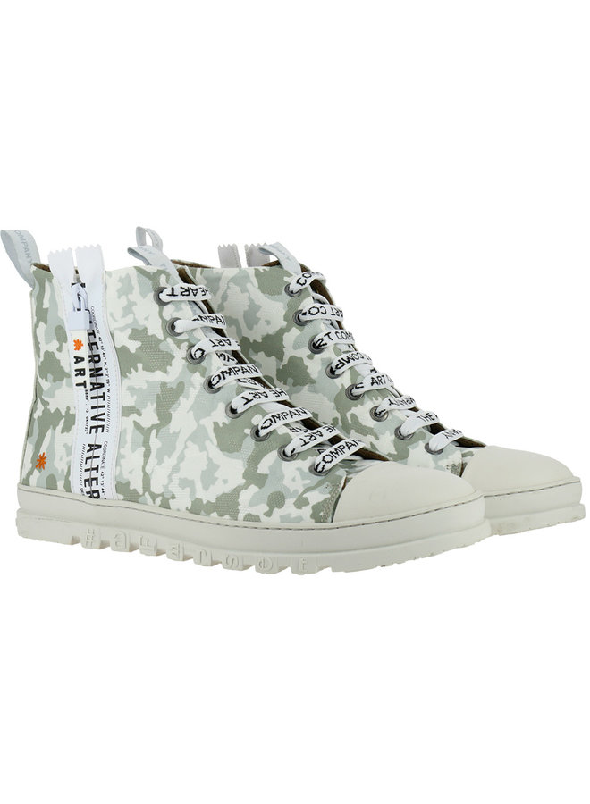 ART 1528 Multi leather camuflaje / mainz