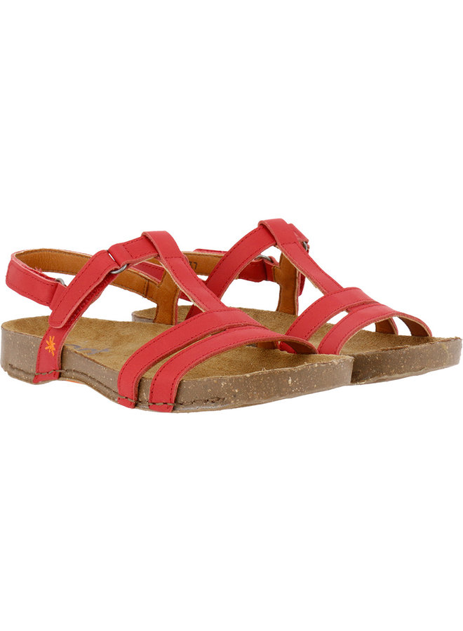 art 0946 grass red / i breathe Last sizes 36 and 39 !