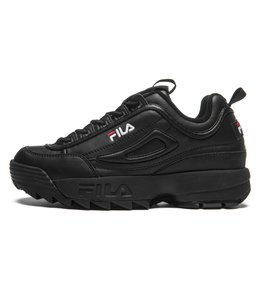 Fila Fila disruptor low wmn black