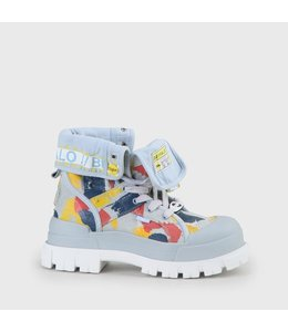 Buffalo Buffalo Aspha Hi Light blue/Graffiti