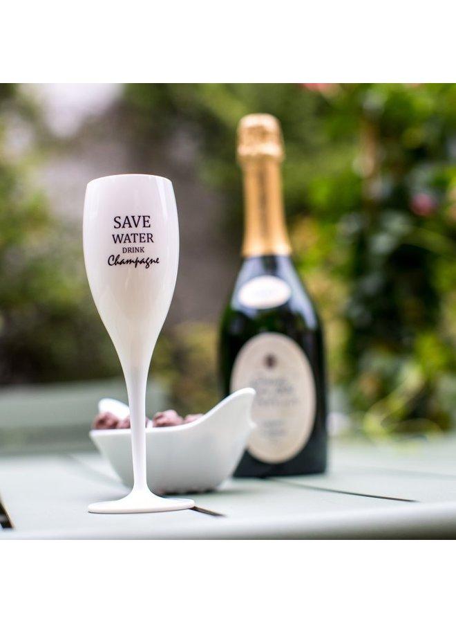 "Koziol champagneglas ""Girlpower"""