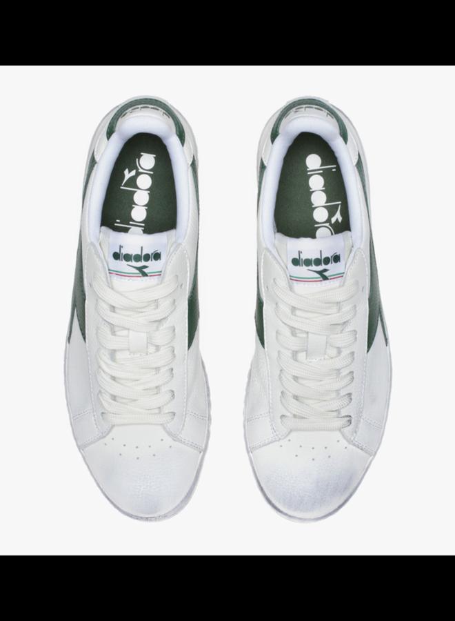 diadora Game L Low waxed white/fogliage